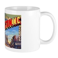 Wilmington North Carolina Greetings Mug