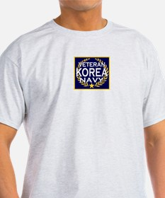 NAVY VETERAN KOREA T-Shirt