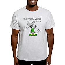Unique Rat peace rat T-Shirt