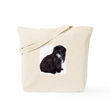 Shih Poo Tote Bag