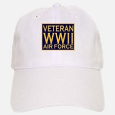 AIRFORCE VETERAN WW II Baseball Baseball Cap