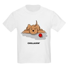 Chillaxin' Dog T-Shirt