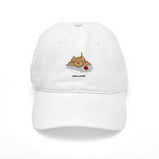 Chillaxin' Dog Baseball Cap