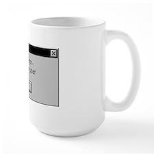 User Error Mug