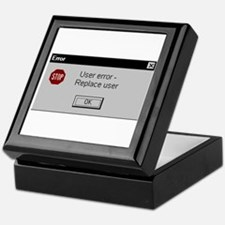 User Error Keepsake Box