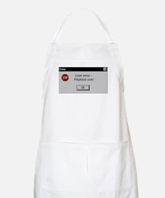 User Error BBQ Apron