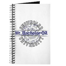 Snowboard Mt. Bachelor OR Journal