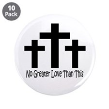 "Funny Good friday 3.5"" Button (10 pack)"