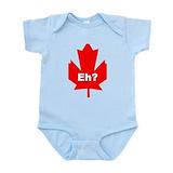 Canada flag Baby