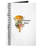 Jumping the Broom Flower Girl Journal
