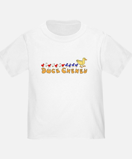 Duck Cheny and Ducklings T