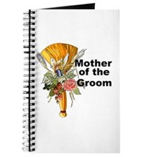 Jumping the Broom Mother of the Groom Journal