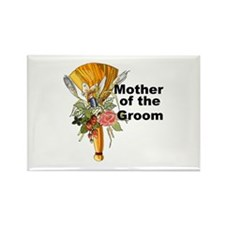 Jumping the Broom Mother of the Groom Rectangle Ma