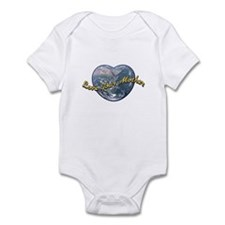 Love Your Mother Earth Infant Bodysuit