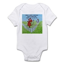 Custom Surveyor Infant Bodysuit
