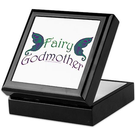 Fairy Godmother Keepsake Box