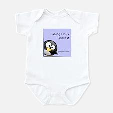 Cute Going linux album art Infant Bodysuit