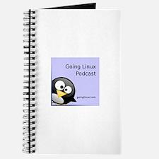 Cute Going linux album art Journal