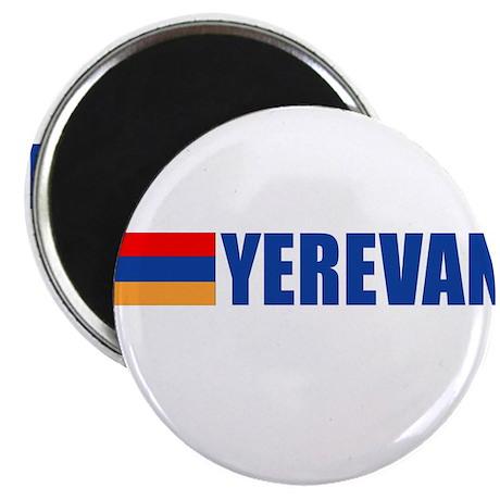 Yerevan, Armenia Magnet