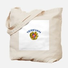 Yerevan, Armenia Tote Bag