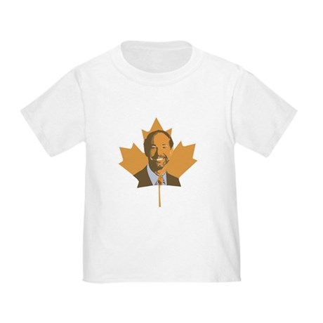 Goodnight, Canada Toddler T-Shirt