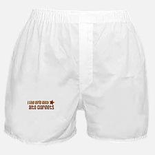 I Like Girls with Alto Clarin Boxer Shorts