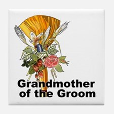 Jumping the Broom Grandmother of the Groom Tile Co