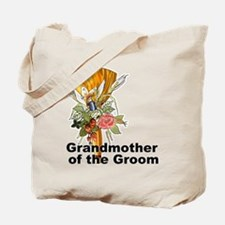 Jumping the Broom Grandmother of the Groom Tote Ba