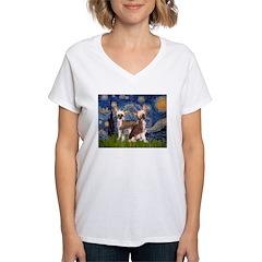 Starry Night / 2Chinese Crest Shirt