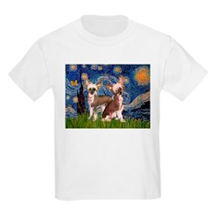 Starry Night / 2Chinese Crest T-Shirt