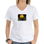 Pond Lilly Women's V-Neck T-Shirt