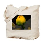 Pond Lilly Tote Bag