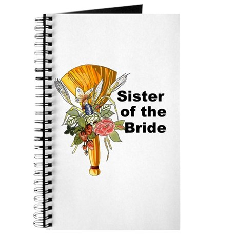 Jumping the Broom Sister of the Bride Journal