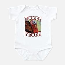 Turkey Fever Infant Bodysuit