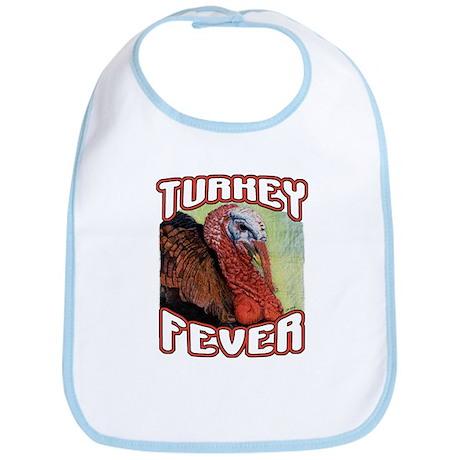 Turkey Fever Bib