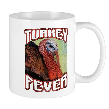 Turkey Fever Mug
