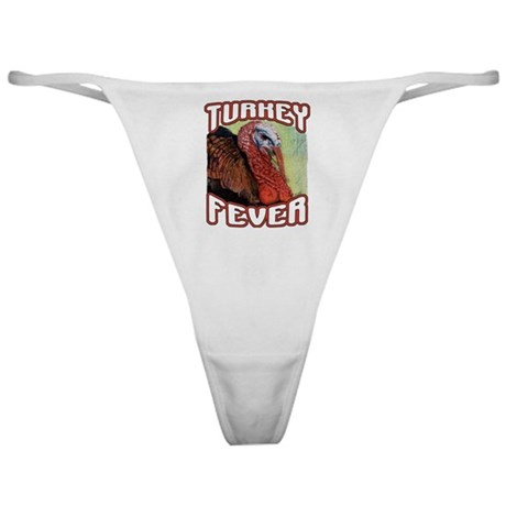 Turkey Fever Classic Thong