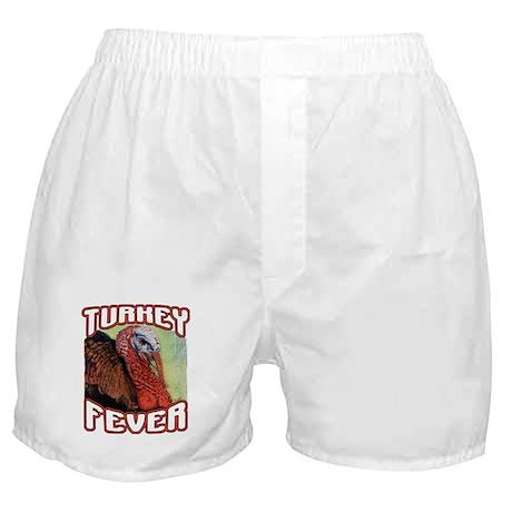Turkey Fever Boxer Shorts