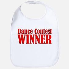 Dance Contest Winner Bib