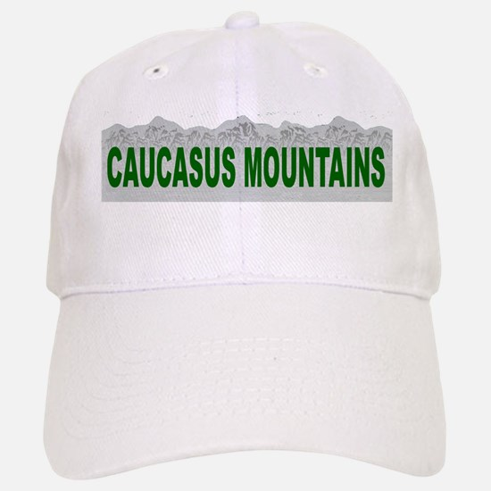 Caucasus Mountains Baseball Baseball Cap