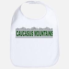 Caucasus Mountains Bib