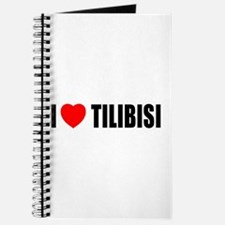 I Love Tilibisi Journal