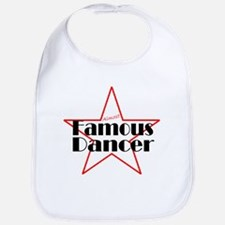 Almost Famous Dancer Bib