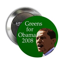 Greens for Obama 2.25