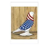 Patriotic West Postcards (Package of 8)