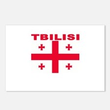 Tbilisi, Georgia Postcards (Package of 8)