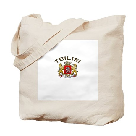 Tbilisi, Georgia Tote Bag