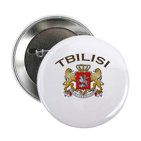"""Tbilisi, Georgia 2.25"""" Button"""