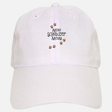 Mini Schnauzer Mom Baseball Baseball Cap