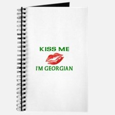 Kiss Me I'm Georgian Journal